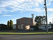 Telstra telephone exchange, Tarro