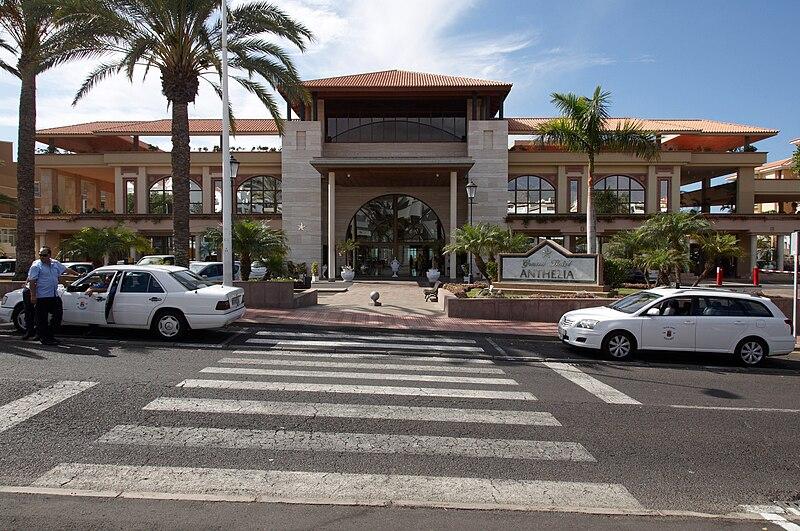 Costa Adeje Hotel Jardines De Nivaria