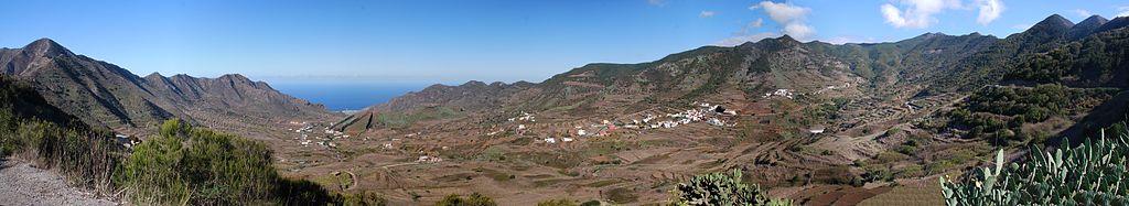 Tenogebirge Panorama