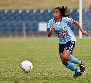 Teresa Polias association football player