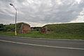 Terezín - Hlavní pevnost, úplné opevnění 08.JPG