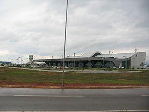 Palmas, Tocantins - Palmas Airport.