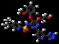Tezosentan molecule ball.png
