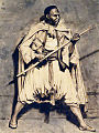 Théodore Géricault (1791-1824) Mameluke Soldier Holding a Lance (1820-1824).jpg