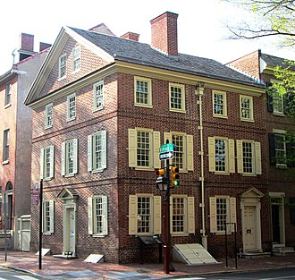 Thaddeus Kosciuszko National Memorial - Image: Thaddeus Koscuiszko National Memorial 301 Pine Street
