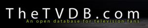 TheTVDB - Image: The TVDB.com Logo