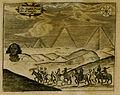 The Agyptian Pyramids & Colossus - Sandys George - 1615.jpg