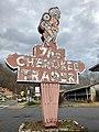 The Cherokee Trader Sign, Cherokee, NC (45727048225).jpg