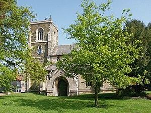 Partney - Church of St Nicholas