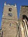 The Clock Tower of St Mary's Church Tenbury Wells - geograph.org.uk - 1741002.jpg