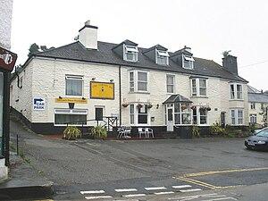 Gunnislake - Image: The Cornish Inn, Gunnislake geograph.org.uk 1383076