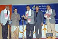 The Deputy Commissioner, Kamrup, Shri S.K. Roy inaugurating the Public Information Campaign on Bharat Nirman, organized by the Press Information Bureau, Guwahati, at Bezera on January 20, 2011.jpg