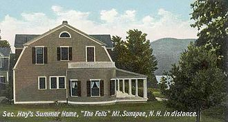 Newbury, New Hampshire - The Fells c. 1905
