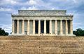 The Lincoln Memorial in Washington, D.C..jpg