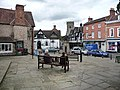 The Market Square, Much Wenlock - geograph.org.uk - 1652347.jpg
