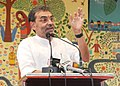 """The Minister of State for Human Resource Development, Shri Upendra Kushwaha addressing at the inauguration of the """"Summer Fiesta"""", in New Delhi on May 22, 2018.JPG"""