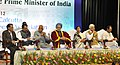 The Prime Minister Dr. Manmohan Singh at the Centenary Session of the Indian Science Congress, at Kolkata, West Bengal. The Governor of West Bengal, Shri M.K. Narayanan.jpg
