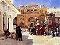 The Rajah, At The Palace Of Amber ca 1888.jpg