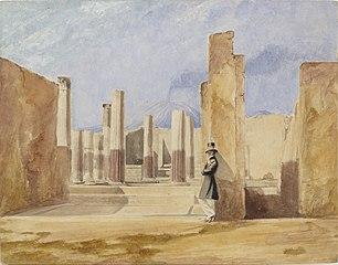House of Sallust, Pompeii