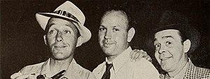 The Rhythm Boys - The Rhythm Boys during their reunion in 1943