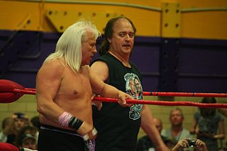 Ricky Morton - Image: The Rock & Roll Express