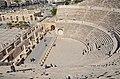 The Roman Theatre of Philadeliphia built during the reign of Antonius Pius, Amman, Jordan (24539209867).jpg