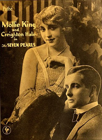 The Seven Pearls - Film poster