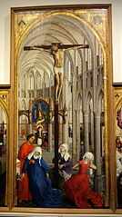 The Seven Sacraments (central panel)