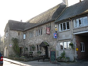 The Three Crowns Hotel - Image: The Three Crowns Hotel geograph.org.uk 1547217