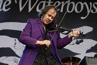 Steve Wickham Irish musician