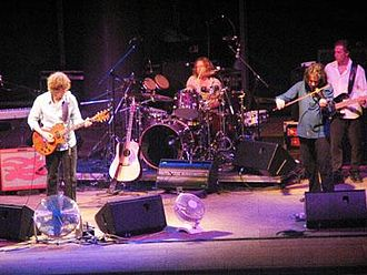 The Waterboys - Image: The Waterboys in Antwerp 2003 5