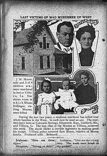 Villisca axe murders - Wikipedia