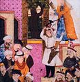 The declaration of Shi'ism as the state religion of Iran by Shah Ismail -Safavids dynasty (colour).jpg