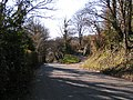 The road to St Dogmaels from the north - geograph.org.uk - 1731391.jpg