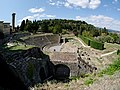 Theatre archaeological site Fiesole n04.jpg