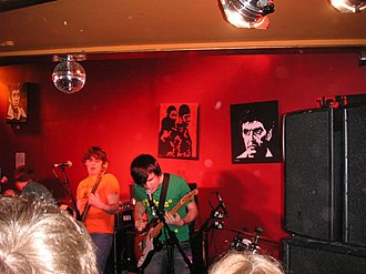 The Automatic - The Automatic on Camden Crawl in 2006