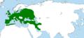 Theodoxus fluviatilis - range map.png