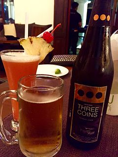 Three Coins Beer