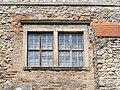 Thury Castle, SW side, window, 2017 Várpalota.jpg