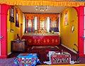 Tibetan style Buddhist altar.jpg