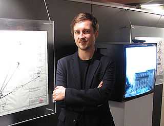 Till Nowak German graphic designer and film director