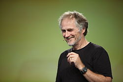 Tim O'Reilly at the PayPal X Innovate in 2009.