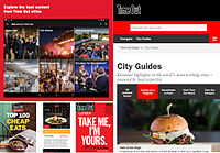 Time Out Media multichannel image