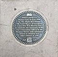 Time capsule plaque, Queen Square, Liverpool.jpg