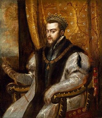 History of the Philippines (1521–1898) - Las Islas Filipinas was name after Philip II of Spain by Ruy López de Villalobos