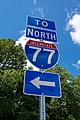 To North I-77 Wytheville.jpg