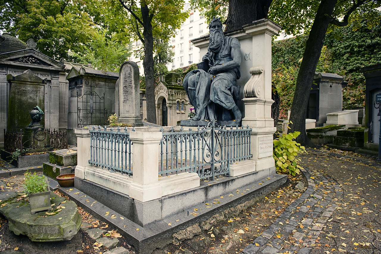 File:Tomb of Daniel Iffla at Montmartre Cemetery, 2012.jpg ...