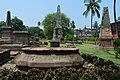 Tombs at a portion of Dutch Cemetery, Chinsurah, West Bengal.jpg