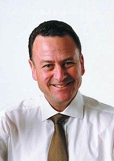 Tony Leon South African politician