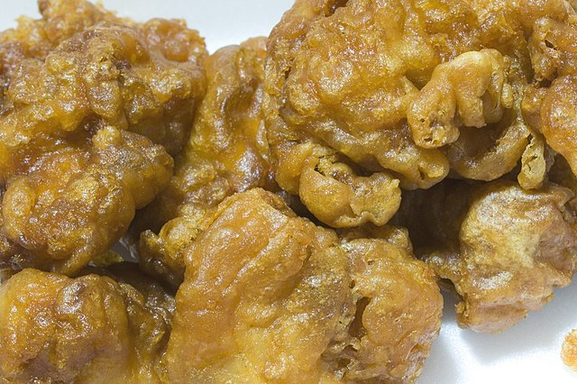 File:Tori no Karaage - Japanese style Fried chicken.jpg - Wikipedia ...